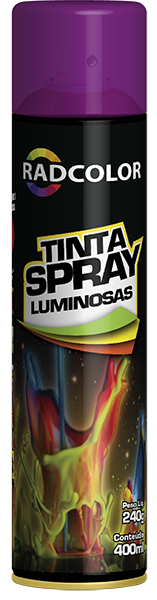 Spray Luminosas RC2207